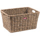 Unix Mattelo Bike Basket brown